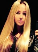 Marylebone blonde Agna london escort