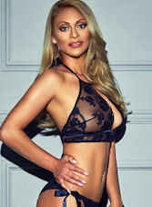 Bayswater blonde Anthea london escort