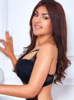 Bayswater brunette Deea london escort