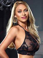 Queensway blonde Leyla london escort