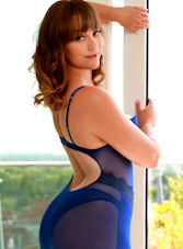 South Kensington brunette Maggie london escort