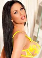 Marylebone brunette Abrielle london escort