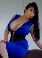 Marylebone elite Tigerr Benson london escort