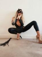 Kensington east-european Mistress Kate london escort