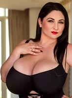 Bayswater brunette Ilonela london escort