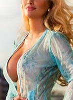 Knightsbridge blonde Latifa london escort