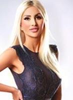 Queensway blonde Ingrid Fayre london escort