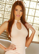 Knightsbridge east-european Vanessa london escort