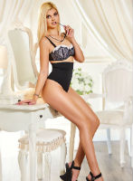 Paddington blonde Milena london escort