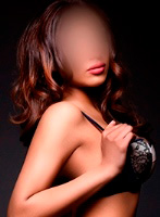 South Kensington brunette Kyra london escort