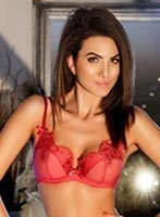South Kensington brunette Opal Elite london escort