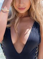 Chelsea blonde Nicole london escort