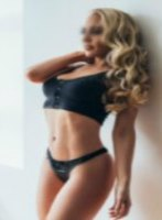 South Kensington blonde Elise london escort