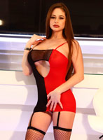 Earls Court brunette Cathy Heaven london escort