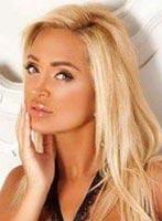Bayswater blonde Vicky london escort