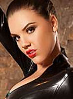 central london pvc-latex Erika london escort