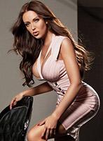 South Kensington brunette Angelina london escort