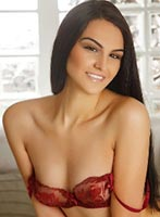 Mayfair brunette Sandy london escort