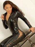 South Kensington brunette Ivone london escort