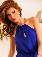 South Kensington brunette Seline london escort