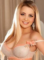 Marylebone blonde Melu london escort