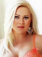 Baker Street blonde Lukrecia london escort