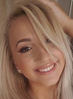 central london blonde Brielle london escort