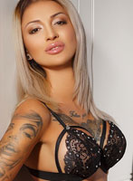 Chelsea blonde Diana london escort