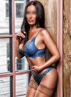 South Kensington brunette Monica london escort