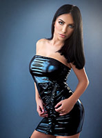 central london pvc-latex Mistress Rebeka london escort