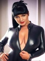 Bayswater pvc-latex Devona london escort