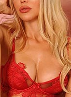 Knightsbridge blonde Kristina london escort