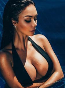 Knightsbridge 300-to-400 Mila london escort