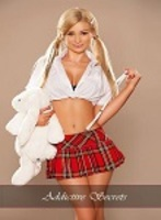 South Kensington blonde Britney london escort