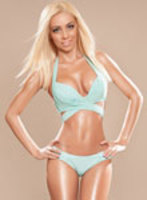Bayswater blonde Evi london escort