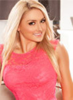 South Kensington blonde Maya london escort