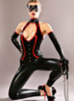 Mayfair pvc-latex Diana london escort