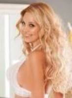 Chelsea blonde Astrid london escort