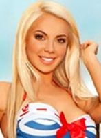 Kensington blonde Lotta london escort