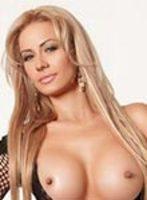 South Kensington blonde Sisi london escort