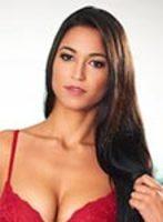 South Kensington brunette Gaia london escort