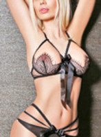Chelsea blonde Megan london escort