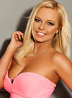 Paddington blonde Caroline london escort