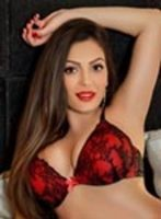 Chelsea brunette Aylin london escort