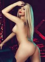 Marylebone blonde Alizee london escort