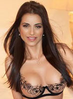 South Kensington brunette Michelle london escort