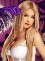 South Kensington blonde Allyana london escort