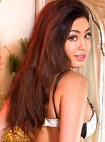 Earls Court brunette Haifa london escort