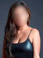 South Kensington brunette Meera london escort