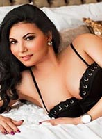 South Kensington brunette Kate london escort